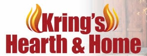Kring's Hearth and Home Logo