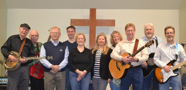 Messenger Faith Band from St' Luke's Lutheran church