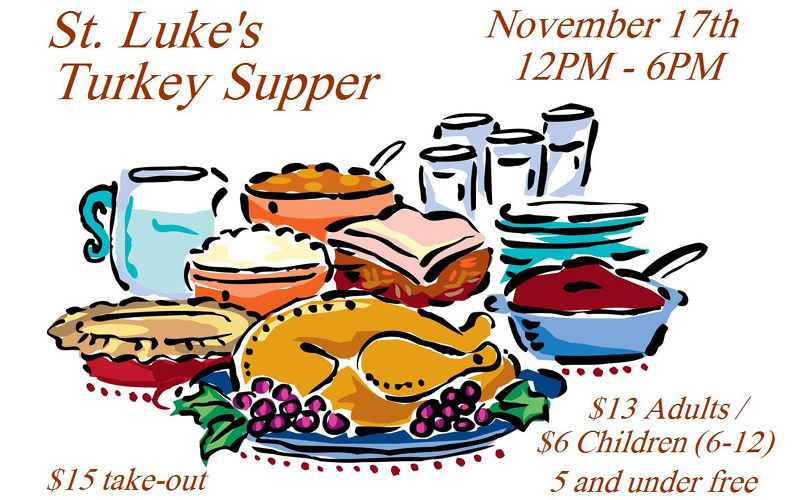 turkey supper 11 17
