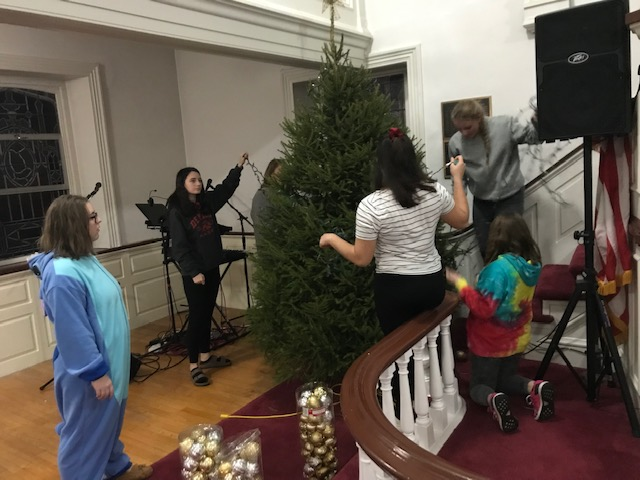 LYO Christmas Lock-In | St Lukes Lutheran Church