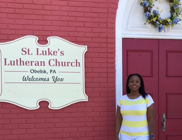 candice St Lukes Lutheran Church