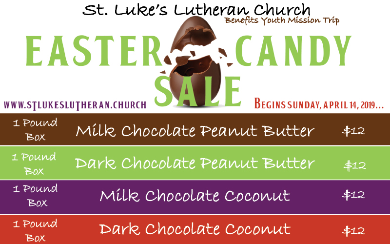easter egg candy sale 2019