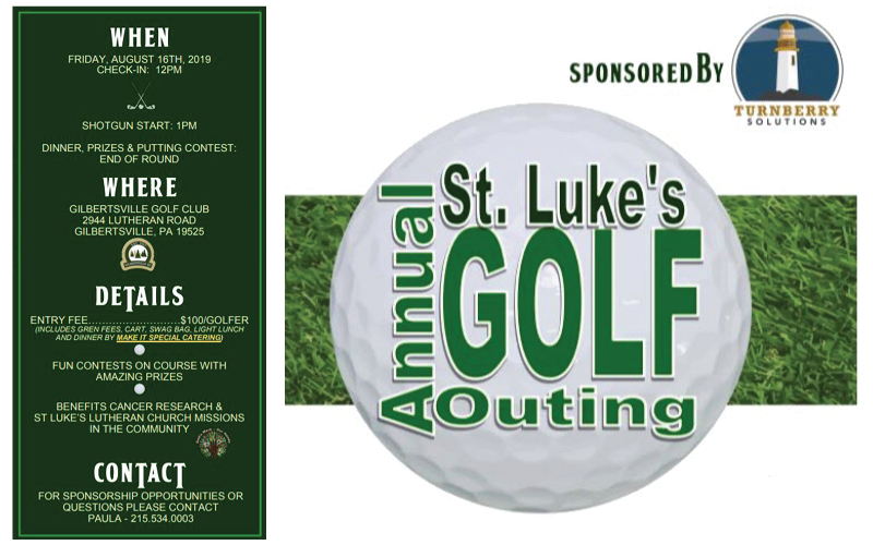st lukes golf outing