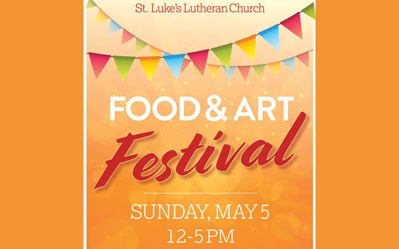 st lukes slider food and art festival